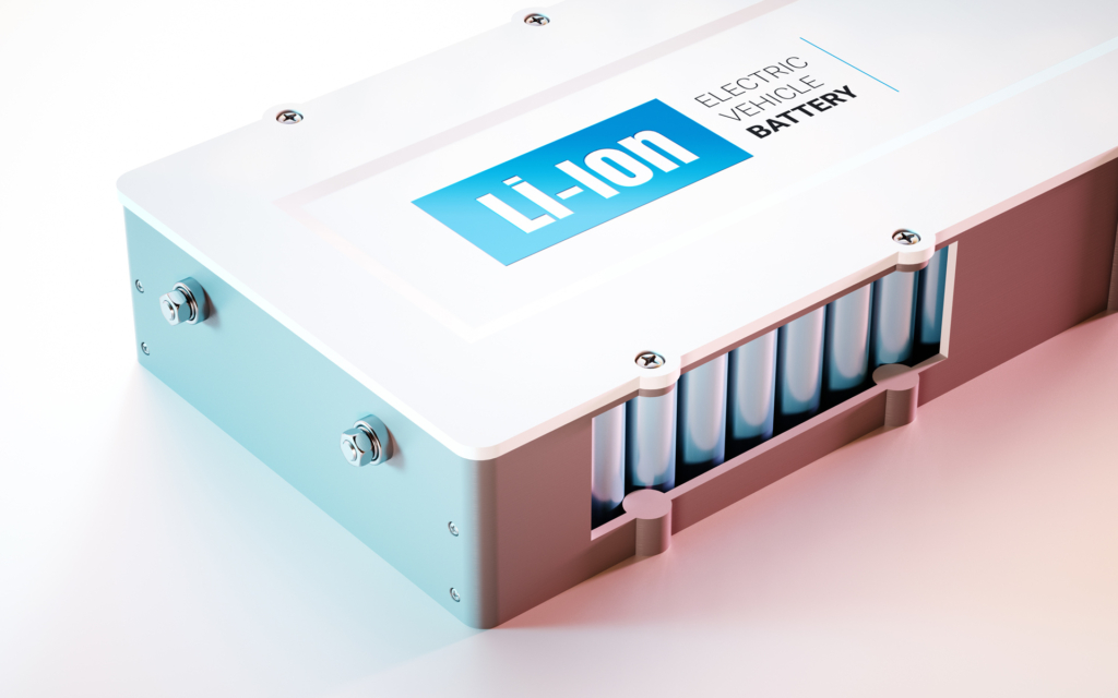Lithium-ion battery development order for LION Smart