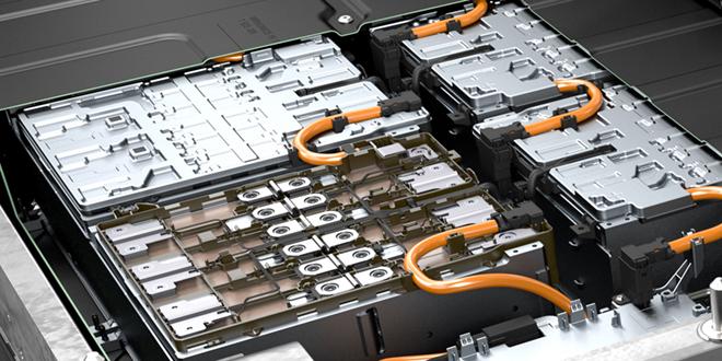 BMW i3 battery for custom battery integration
